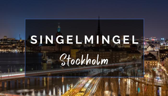 Singelmingel Stockholm 2020